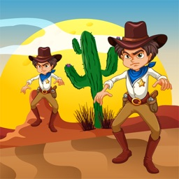 A Cowboy's World: Sizing Game to Learn and Play for Children
