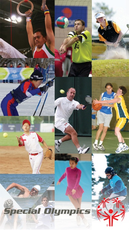 Special Olympics Sports App