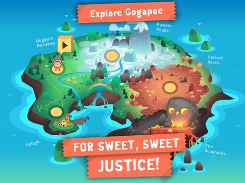 Monsters Ate My Birthday Cake  tablet App screenshot 3