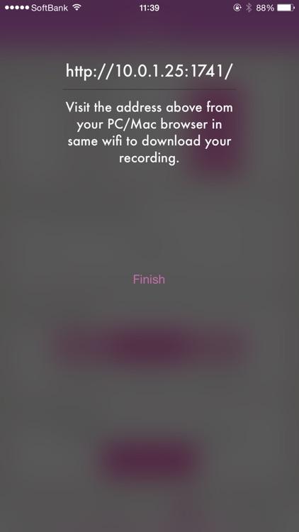 Sleeping Recorder screenshot-4