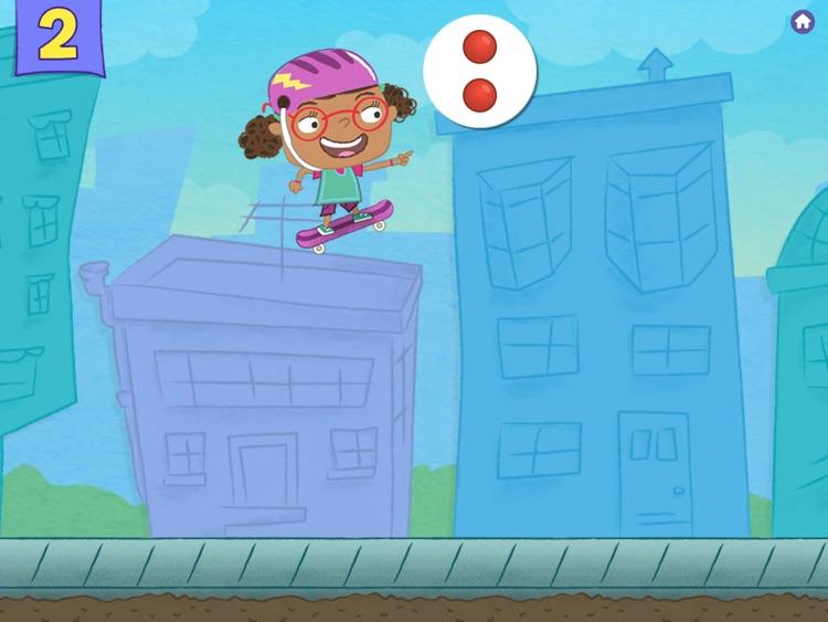 Gracie & Friends City Skate