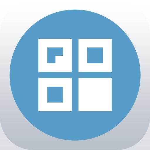 QRコードリーダー for iPhone QRコードの読取、作成どちらも可能なQRコードリーダー