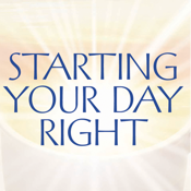 Starting Your Day Right Devotional app review
