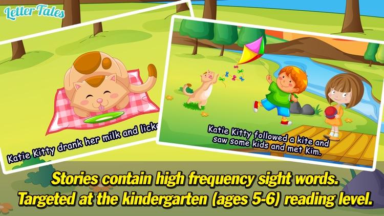 Letter Tales Lite - Fun Children's Stories to Practice Reading screenshot-3
