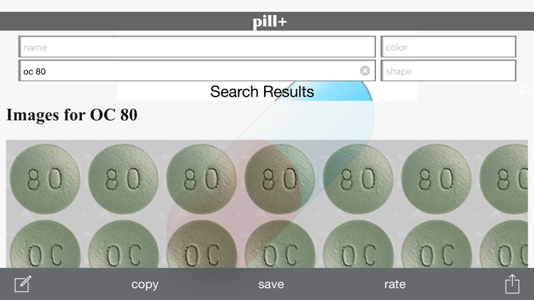 pill+: Prescription Pill Finder and Identifier screenshot-2