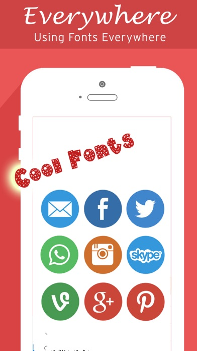 Download Fonts Keyboard, Art Fonts, Cool Font for Chat for Pc