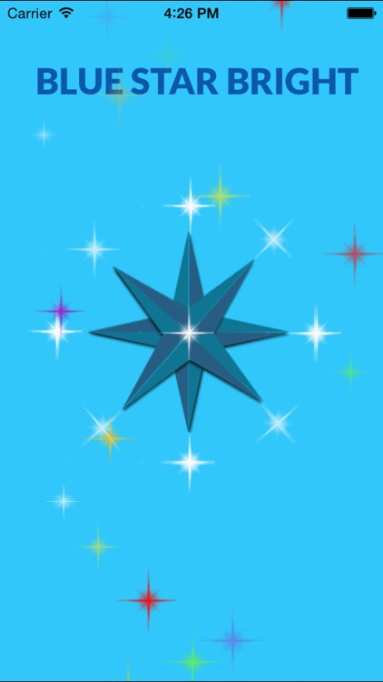 Blue STAR Bright/Stress Tension Anxiety Relief screenshot-4