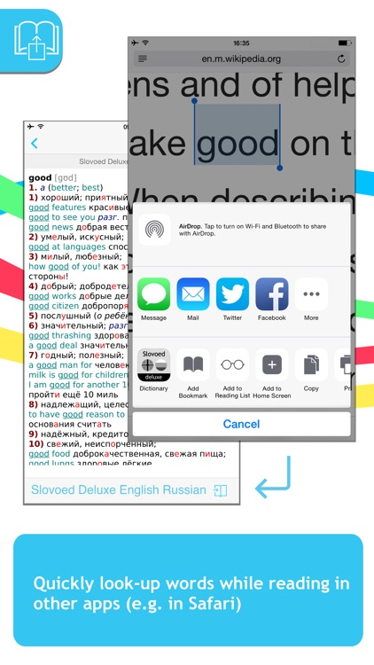 English <-> Russian Slovoed Deluxe talking dictionary