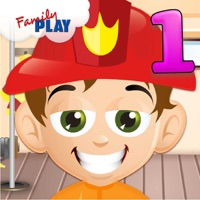 Codes for Fire Fighter Kid Goes to School: First Grade Learning Games Hack