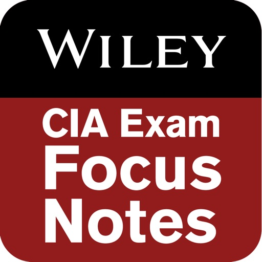 CIA Exam Notes - Wiley Certified Internal Auditor Exam Review Focus Notes 3-Part