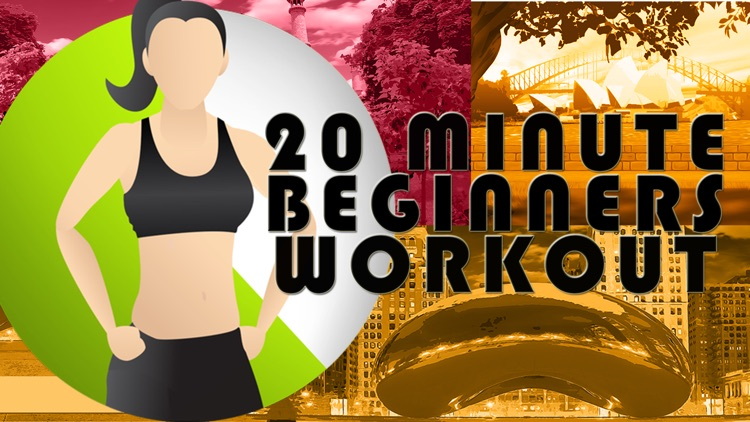 20 Minute Beginners Workout screenshot-0