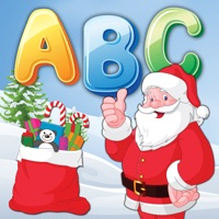 Codes for Letters with Santa Free - Kids Learn Alphabet and Letters Hack