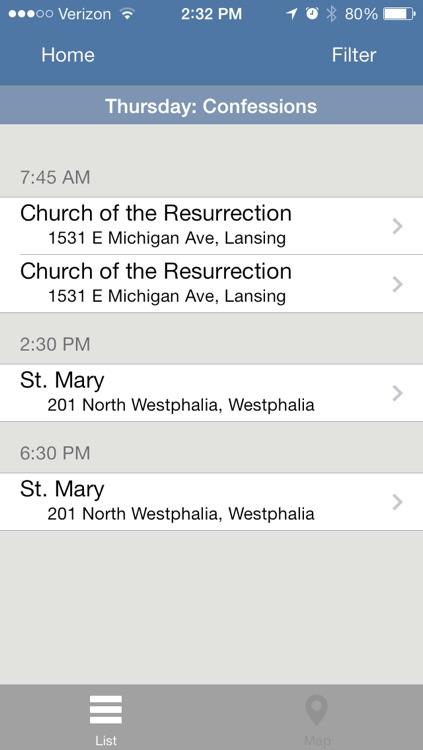 Mass Times for Travel screenshot-4