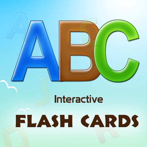 ABC Interactive Flash Cards