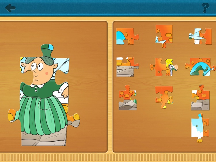 Jigsaw Puzzles (Princess) FREE - Kids Puzzle Learning Games for Preschoolers with Fairies & Princesses