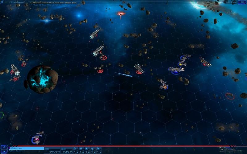 Sid Meier's Starships screenshot 1