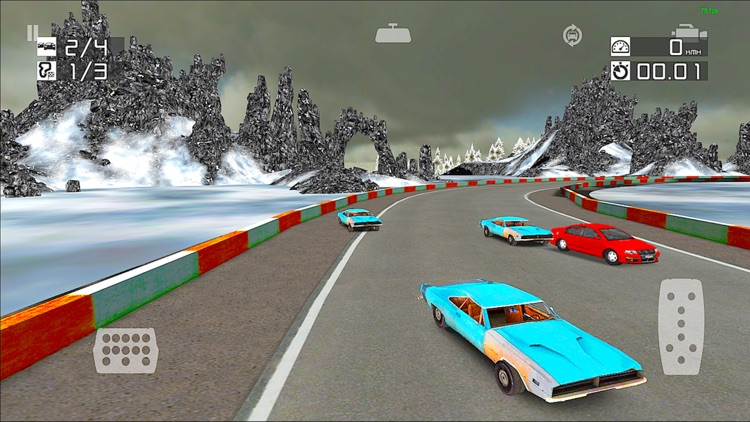Rebel Racing : The Madness of Crazy screenshot-4