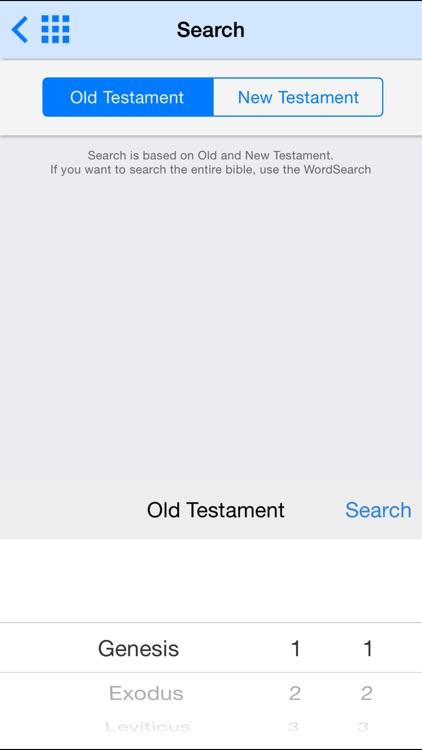 Holy Bible Offline for iPhone screenshot-4