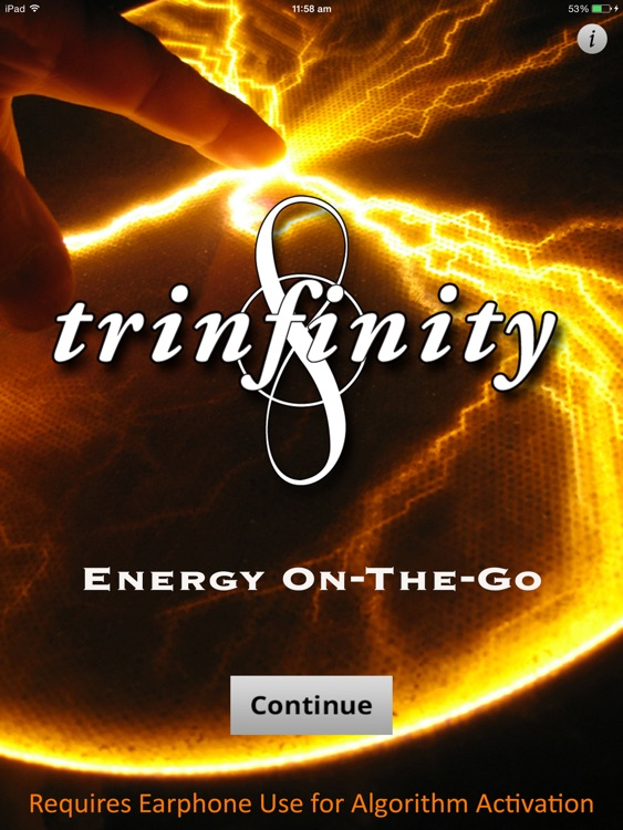 TRINFINITY8 : Energy On-The-Go HD screenshot-0