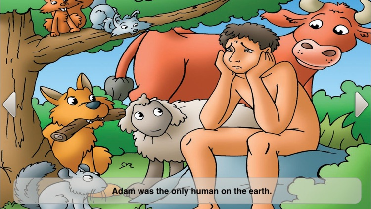 My First Bible Story App