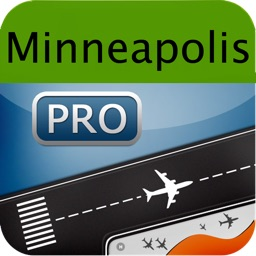 Minneapolis Airport - Flight Tracker MSP
