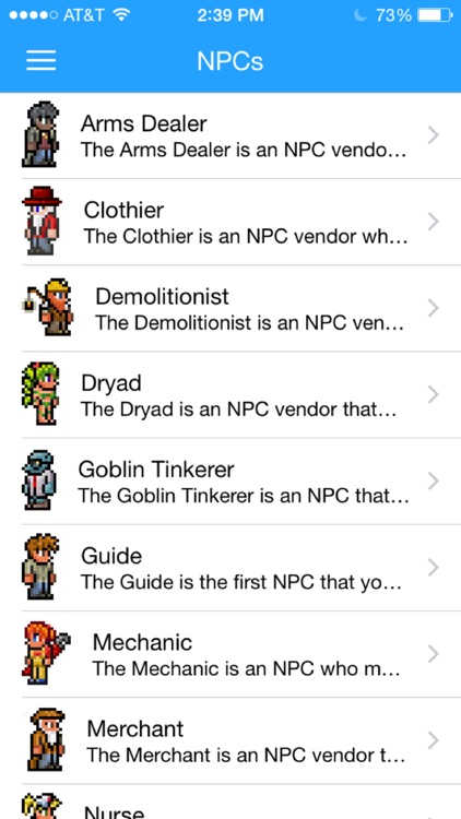 Best Wiki Guide for Terraria - Complete Walkthrough, Tips and Strategy for iPhone, iPod, iPad screenshot-3