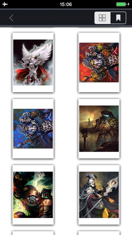 Essential Artworks for Chaos Heroes Online screenshot-4