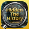 Hidden The History : 250 Hidden Objects Game