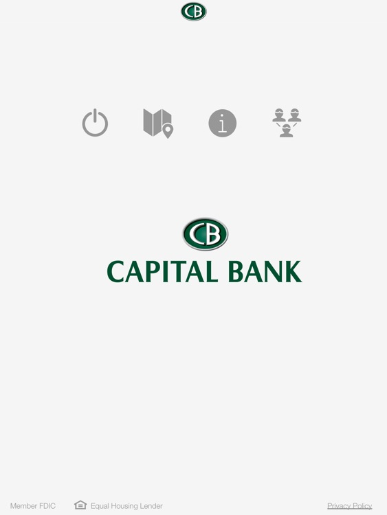 Capital Bank Business for iPad