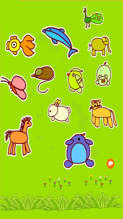 draw & doodle free draw animal screenshot-3