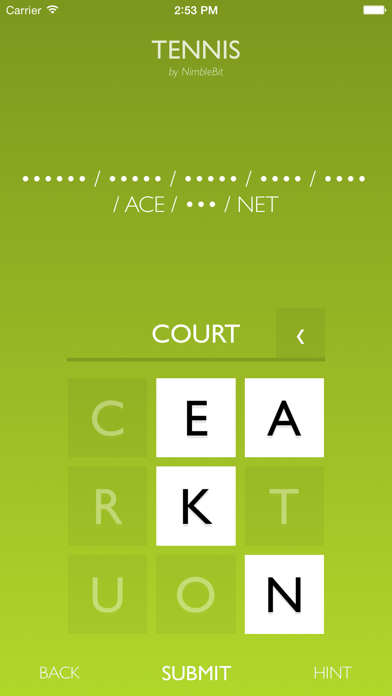 Letterpad - Free Word Puzzles ScreenShot1