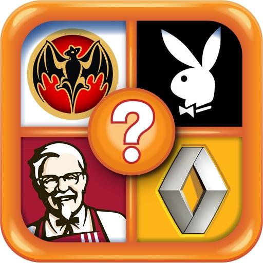 Угадай Бренд - викторина с логотипами. Угадай бренд по картинке