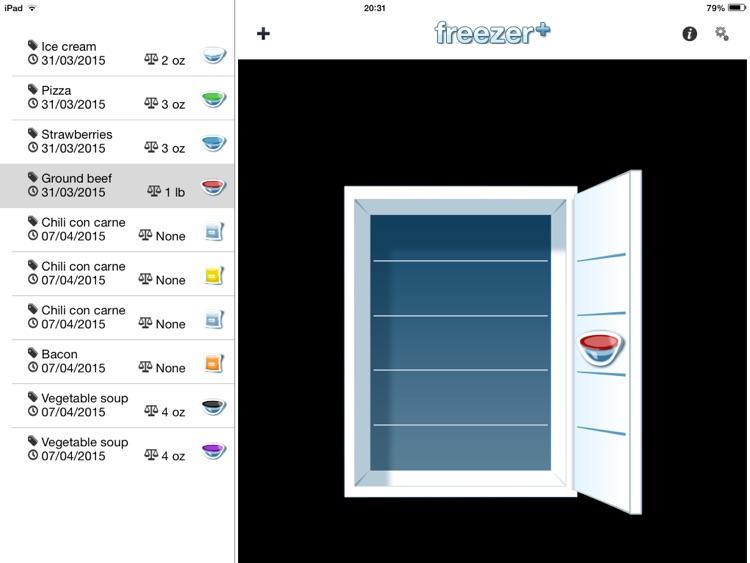 Freezer+ screenshot-3
