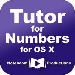 Tutor for Numbers for OS X