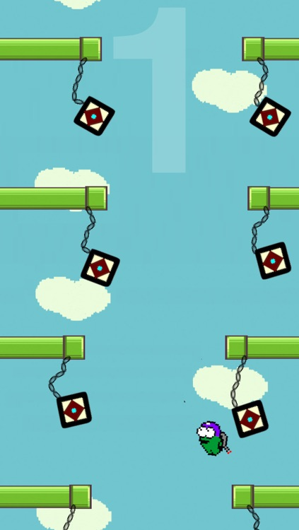 Swing Jet