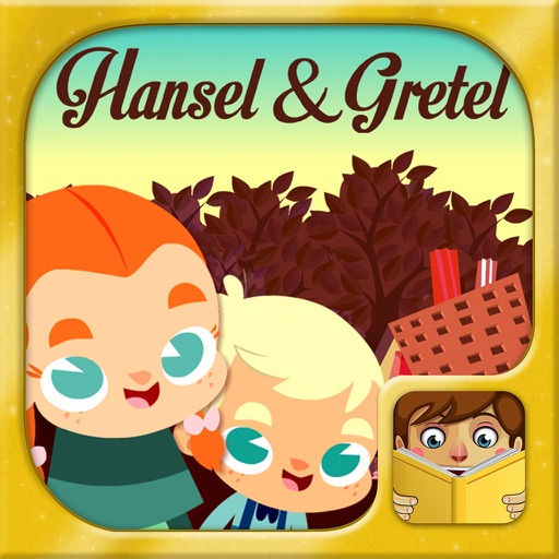 Hansel & Gretel - Multi Language book icon