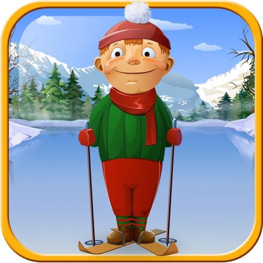 Ski Adventure Runner icon