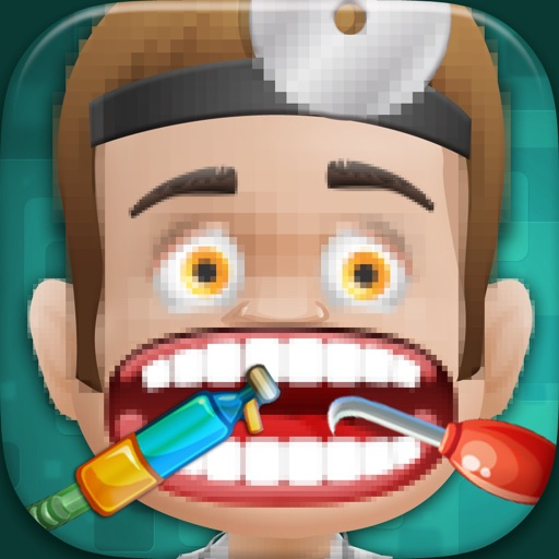 Aaah! Clumsy Tiny Dentist Fix My Crazy Teeth! - PRO Kids Edition icon