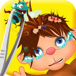 Newborn Pet Mommy's Hair Doctor - my new born baby salon & spa games for kids