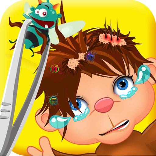 Newborn Pet Mommy's Hair Doctor - my new born baby salon & spa games for kids iOS App