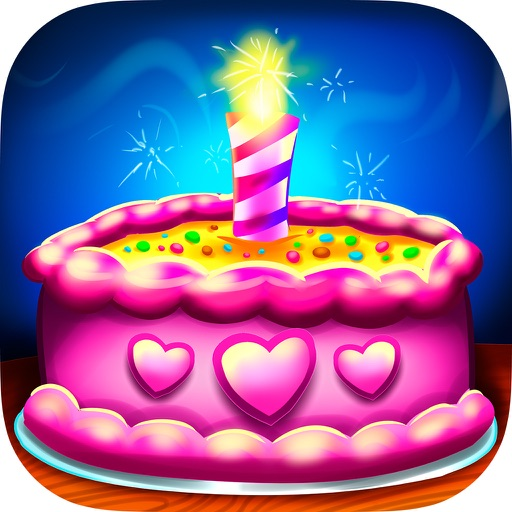 Cake Making Madness - Dare to eat it! iOS App