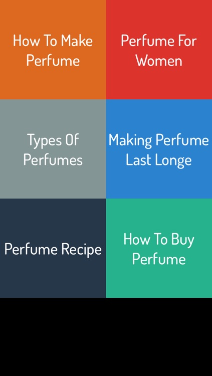 How To Make Perfume