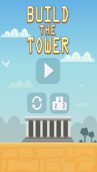 download Build the Tower – balance to construct a straight building apps 4
