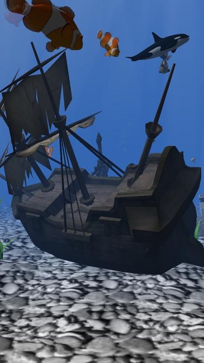 my Fish 3D Virtual Aquarium (Gold Edition) screenshot-3