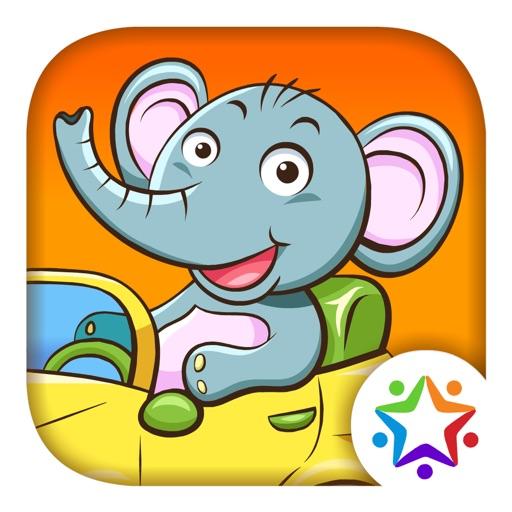 Exploriverse Animal ABC - Alphabet Phonics Game for iPhone