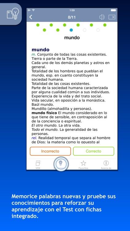 Diccionario enciclopédico VOX screenshot-3