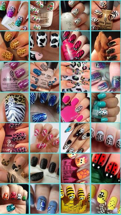 "Nail Design FREE - Best Designs - ""Vine, Pinterest, Tumblr and Facebook Edition"" screenshot-3"