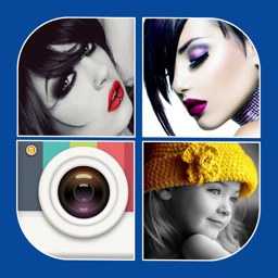Photo Editor - Advanced Image Editor with Grayscale Color Effects