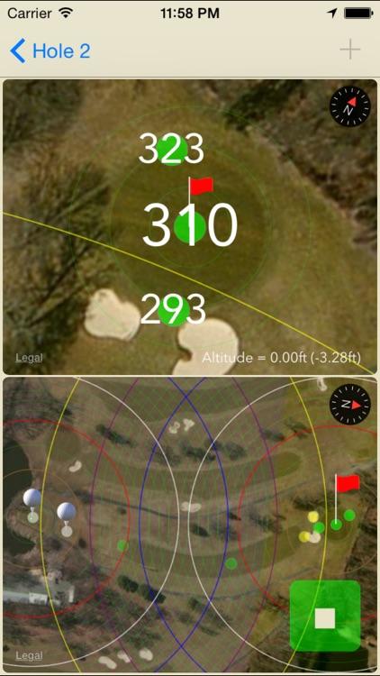 Golf Distance screenshot-3