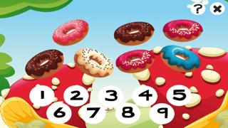 123 活躍! 遊戲,學習計數 與cookies兒童屏幕截圖5